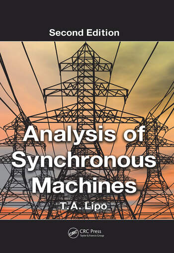 Analysis of Synchronous Machines, Second Edition book cover