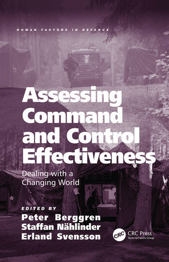 Assessing Command and Control Effectiveness Dealing with a Changing World book cover