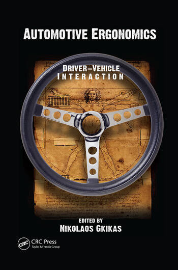Automotive Ergonomics Driver-Vehicle Interaction book cover