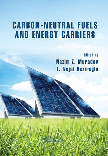 Carbon-Neutral Fuels and Energy Carriers book cover