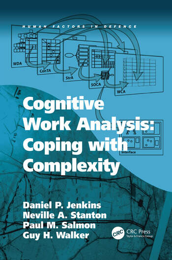 Cognitive Work Analysis: Coping with Complexity book cover