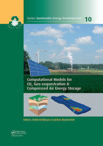 Computational Models for CO2 Geo-sequestration & Compressed Air Energy Storage book cover