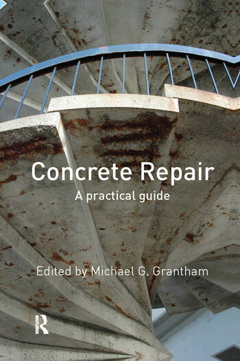 Concrete Repair A Practical Guide book cover