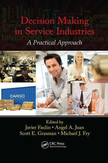 Decision Making in Service Industries A Practical Approach book cover