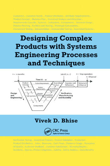 Designing Complex Products with Systems Engineering Processes and Techniques book cover
