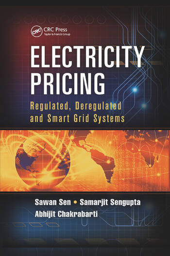 Electricity Pricing Regulated, Deregulated and Smart Grid Systems book cover