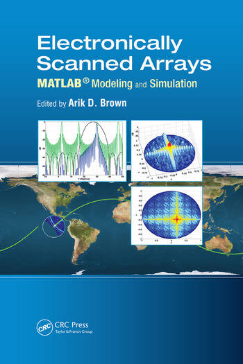 Electronically Scanned Arrays MATLAB® Modeling and Simulation book cover