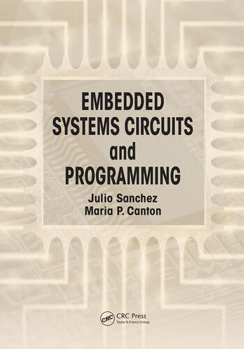Embedded Systems Circuits and Programming book cover