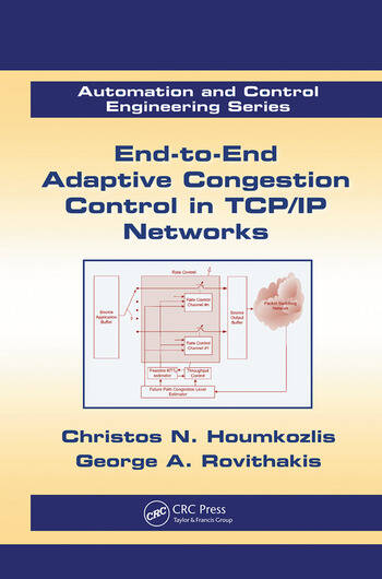 End-to-End Adaptive Congestion Control in TCP/IP Networks book cover