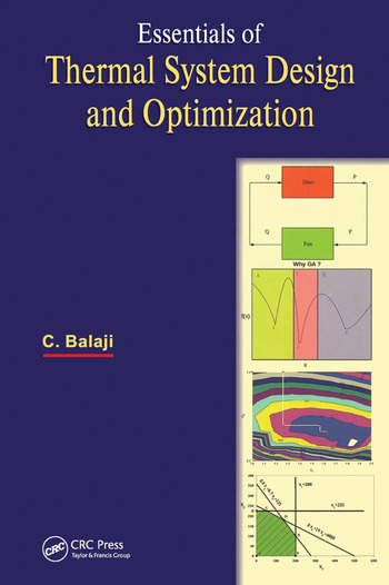 Essentials of Thermal System Design and Optimization book cover