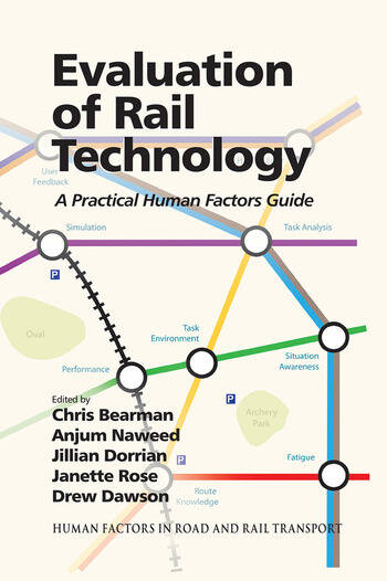 Evaluation of Rail Technology A Practical Human Factors Guide book cover