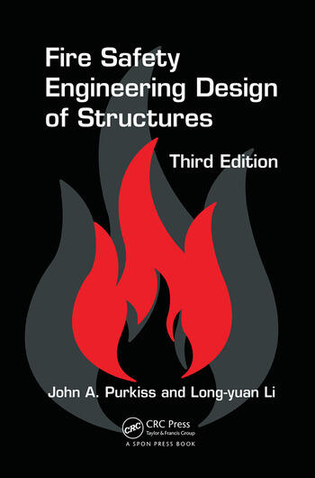 Fire Safety Engineering Design of Structures book cover