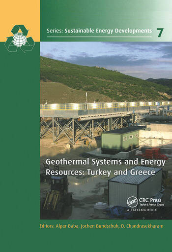 Geothermal Systems and Energy Resources Turkey and Greece book cover