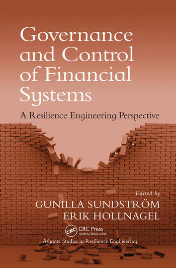Governance and Control of Financial Systems A Resilience Engineering Perspective book cover