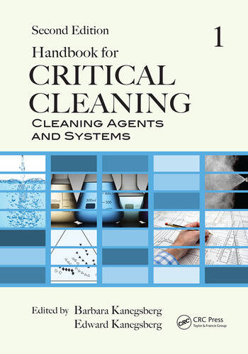 Handbook for Critical Cleaning Cleaning Agents and Systems, Second Edition book cover