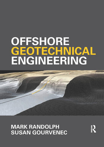 Offshore Geotechnical Engineering book cover