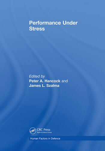 Performance Under Stress book cover