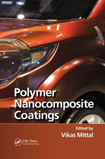 Polymer Nanocomposite Coatings book cover
