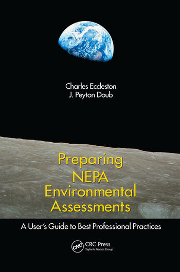 Preparing NEPA Environmental Assessments A User's Guide to Best Professional Practices book cover