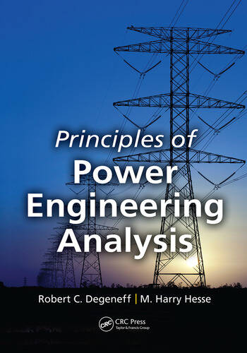 Principles of Power Engineering Analysis book cover
