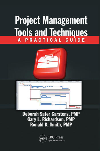 Project Management Tools and Techniques A Practical Guide book cover
