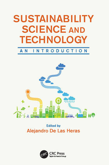 Sustainability Science and Technology An Introduction book cover