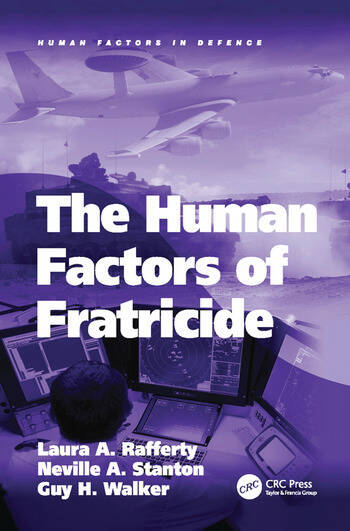The Human Factors of Fratricide book cover