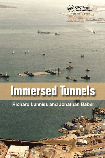 Immersed Tunnels book cover