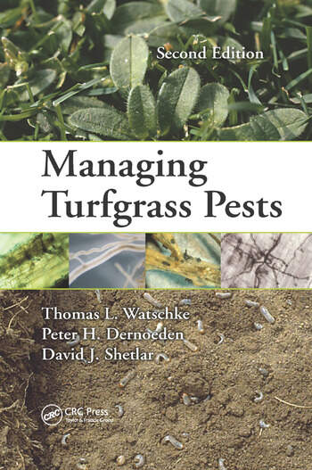 Managing Turfgrass Pests book cover