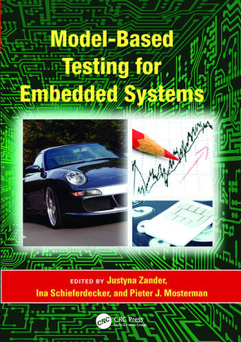 Model-Based Testing for Embedded Systems book cover