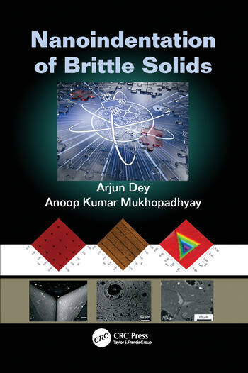 Nanoindentation of Brittle Solids book cover