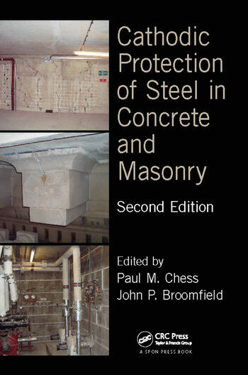 Cathodic Protection of Steel in Concrete and Masonry, Second Edition book cover