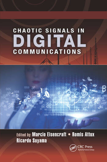 Chaotic Signals in Digital Communications book cover