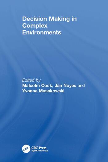 Decision Making in Complex Environments book cover