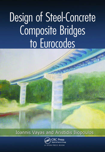 Design of Steel-Concrete Composite Bridges to Eurocodes book cover