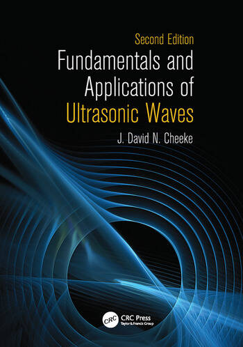 Fundamentals and Applications of Ultrasonic Waves book cover