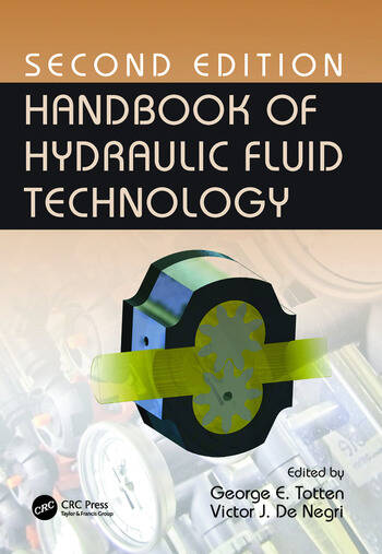 Handbook of Hydraulic Fluid Technology, Second Edition book cover