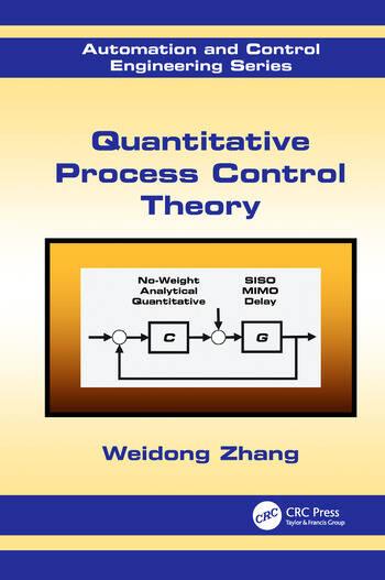 Quantitative Process Control Theory book cover