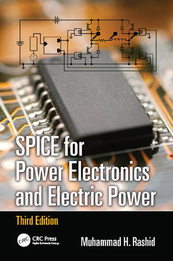 SPICE for Power Electronics and Electric Power book cover