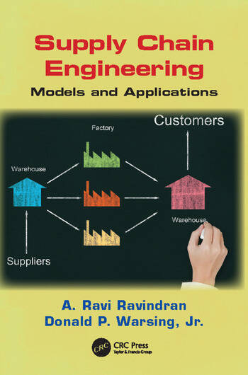 Supply Chain Engineering Models and Applications book cover
