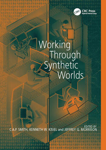 Working Through Synthetic Worlds book cover