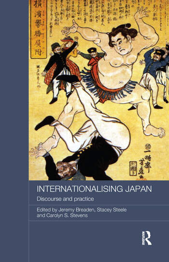 Internationalising Japan Discourse and Practice book cover