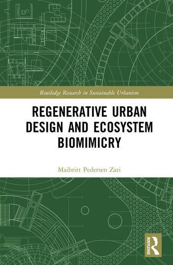 Regenerative Urban Design and Ecosystem Biomimicry book cover