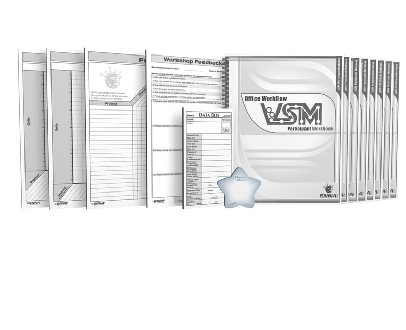 VSM Office Workflow Refill Pack book cover