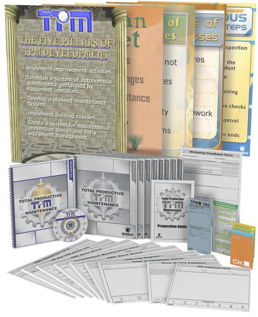 TPM Training Package book cover
