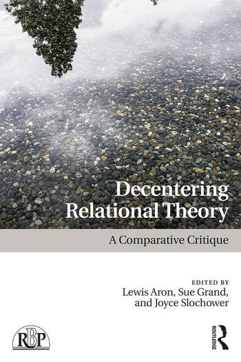 Decentering Relational Theory A Comparative Critique book cover