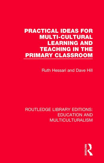 Practical Ideas for Multi-cultural Learning and Teaching in the Primary Classroom book cover