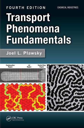 Transport Phenomena Fundamentals, Fourth Edition book cover