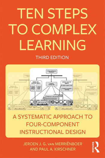 Ten Steps to Complex Learning A Systematic Approach to Four-Component Instructional Design book cover