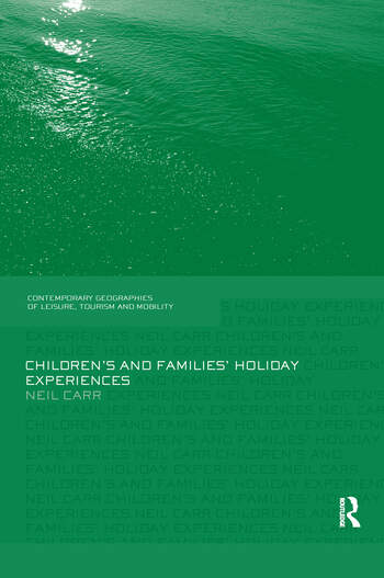 Children's and Families' Holiday Experience book cover